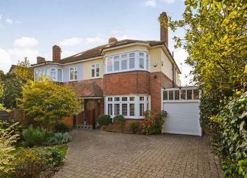 Thumbnail 4 bed semi-detached house to rent in Garden Lane, Southsea