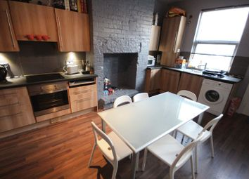 Thumbnail 5 bed terraced house to rent in Stanmore Street, Burley, Leeds