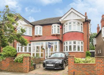 Thumbnail 3 bed semi-detached house for sale in Linkway, London