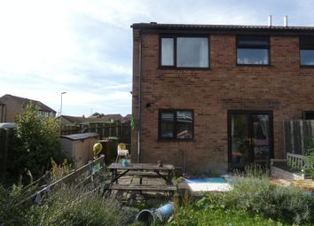Thumbnail 3 bedroom semi-detached house for sale in Beaufort Close, Lincoln