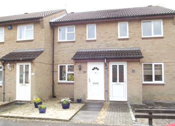 Thumbnail 2 bed terraced house to rent in Woodmoor Close, Marchwood