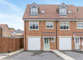 Thumbnail 3 bed end terrace house for sale in Netherwood Avenue, Castleford