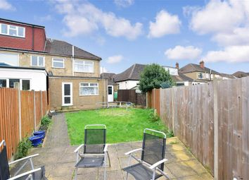 3 bed semi-detached house for sale in Blaker Avenue, Rochester, Kent ME1
