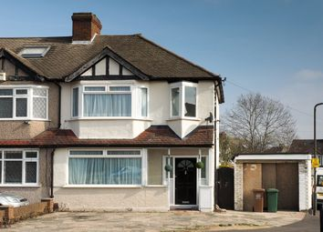 Thumbnail 3 bed semi-detached house for sale in Garth Road, Morden