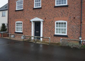 Thumbnail 2 bed flat for sale in Bailey View, Groby, Leicester