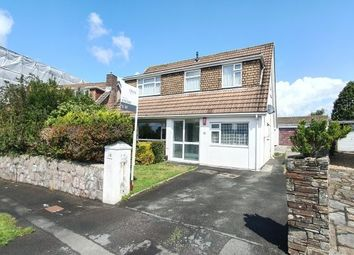 Thumbnail 5 bed property to rent in Widewell Road, Plymouth