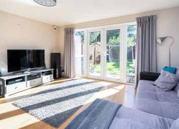Thumbnail 3 bed terraced house for sale in Brook Close, Ewell, Epsom