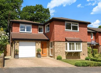 Thumbnail 5 bed detached house to rent in Cavendish Meads, Sunninghill