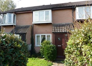 Thumbnail 2 bedroom terraced house to rent in St Johns Drive, Marchwood