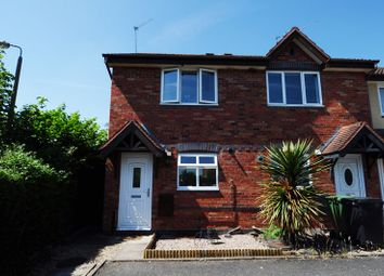 Thumbnail 2 bed end terrace house to rent in Terrys Close, Redditch