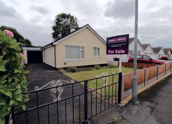 Thumbnail 2 bed detached bungalow for sale in Lon Fain, Dwyran