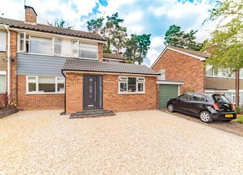 Green Leys, Church Crookham, Fleet GU52. 4 bed semi-detached house