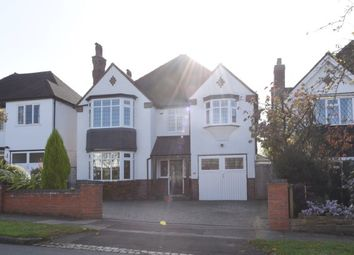 Thumbnail 5 bed detached house for sale in Monkseaton Road, Sutton Coldfield