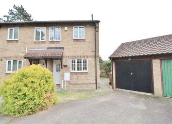Thumbnail 2 bedroom end terrace house for sale in Wilding Road, Ipswich