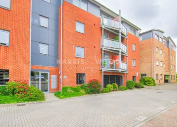 Thumbnail 2 bed flat for sale in De Grey Road, Colchester