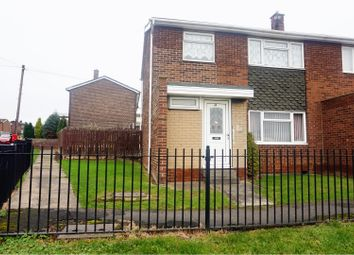 Thumbnail 3 bed end terrace house for sale in Ash Grove, South Elmsall, Pontefract