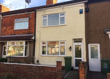 Thumbnail 3 bed terraced house to rent in Kettlewell Street, Grimsby