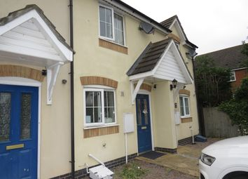 Thumbnail 2 bedroom terraced house for sale in Beaumont Way, Hampton Hargate, Peterborough