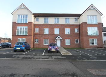 Thumbnail 1 bed flat to rent in Ty Caernarfon, Saltney, Flintshire