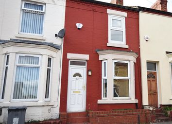 Thumbnail 2 bed semi-detached house to rent in Parkside Road, Tranmere, Birkenhead