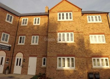 Thumbnail 2 bed flat to rent in Sovereign Court, Kings Lane, St Neots