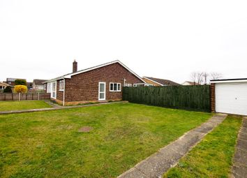 Thumbnail 3 bed semi-detached bungalow for sale in Croft Green, Attleborough, Norfolk