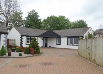 Thumbnail 5 bed detached bungalow for sale in Derwentside Gardens, Cockermouth, Cumbria