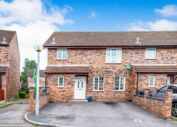 Thumbnail 3 bed semi-detached house for sale in Span Meadow, Shawbirch, Telford