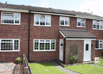 Thumbnail 3 bed town house for sale in Firtree Walk, Groby, Leicester