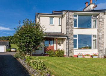 Thumbnail 3 bed semi-detached house for sale in Fairview, Windermere Road, Lindale