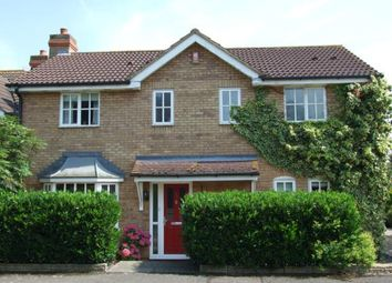 Thumbnail 4 bedroom detached house to rent in Benslow Lane, Hitchin