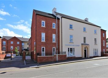 Thumbnail 2 bedroom flat for sale in Kilwardby Street, Ashby-De-La-Zouch