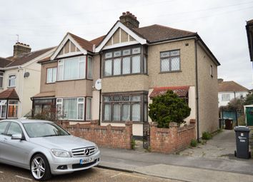 Thumbnail 3 bed semi-detached house to rent in Foxlands Rd, Dagenham East