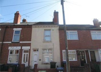 Thumbnail 4 bedroom terraced house to rent in Carmelite Road, Coventry, West Midlands