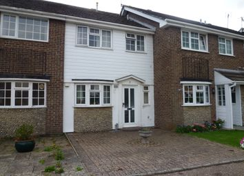 Thumbnail 2 bedroom terraced house to rent in St. Winifreds Close, Bognor Regis