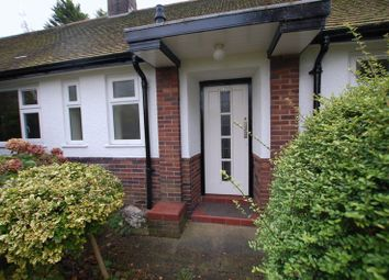 Thumbnail 3 bed bungalow to rent in Boscow Road, Little Lever, Bolton