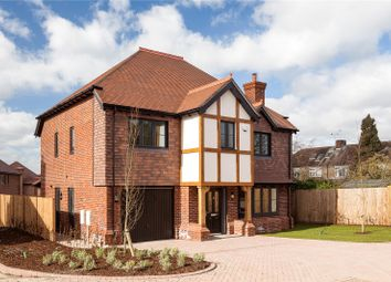 Thumbnail 4 bed detached house for sale in Orchard Avenue, Gravesend, Kent