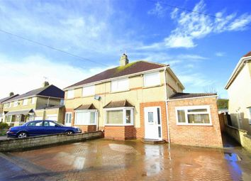 Thumbnail 4 bed semi-detached house to rent in Woodside Avenue, Old Walcot, Wiltshire