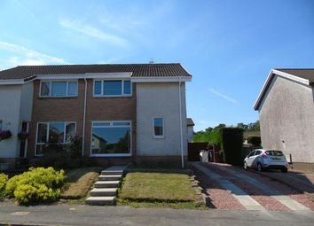 Thumbnail 3 bedroom semi-detached house to rent in Alwyn Avenue, Houston, Johnstone