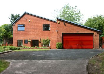 Thumbnail 4 bed detached house for sale in Gabriel Close, Wrexham