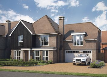 "Thumbnail 5 bed property for sale in ""The Balmoral"" at Biggs Lane, Arborfield, Reading"