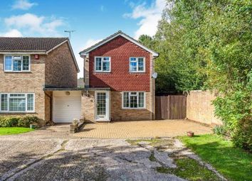 Thumbnail 3 bed detached house for sale in St. Hildas Close, Pound Hill, Crawley, West Sussex