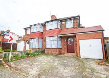 Thumbnail 3 bed semi-detached house for sale in Dryburgh Gardens, Kingsbury