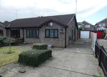 Thumbnail 2 bed semi-detached bungalow to rent in Laxton Grove, Bottesford, Scunthorpe