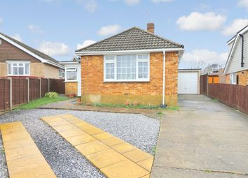 Thumbnail 4 bedroom detached bungalow for sale in Yardley Road, Hedge End, Southampton
