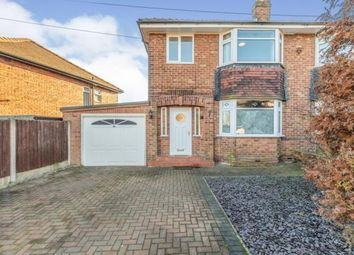 Thumbnail 3 bed semi-detached house for sale in Sandringham Road, Calow, Chesterfield, Derbyshire