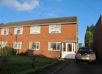 Thumbnail 2 bedroom flat to rent in Clayhanger Road, Walsall Wood, Walsall