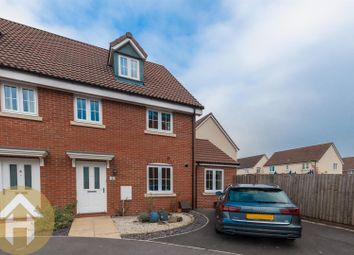 Thumbnail 4 bed semi-detached house for sale in Blain Place, Royal Wootton Bassett, Swindon
