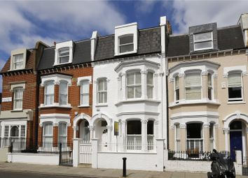Thumbnail 5 bedroom terraced house for sale in Hurlingham Road, London