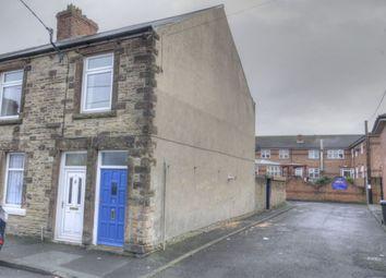 Thumbnail 2 bed flat for sale in Hartington Street, Consett